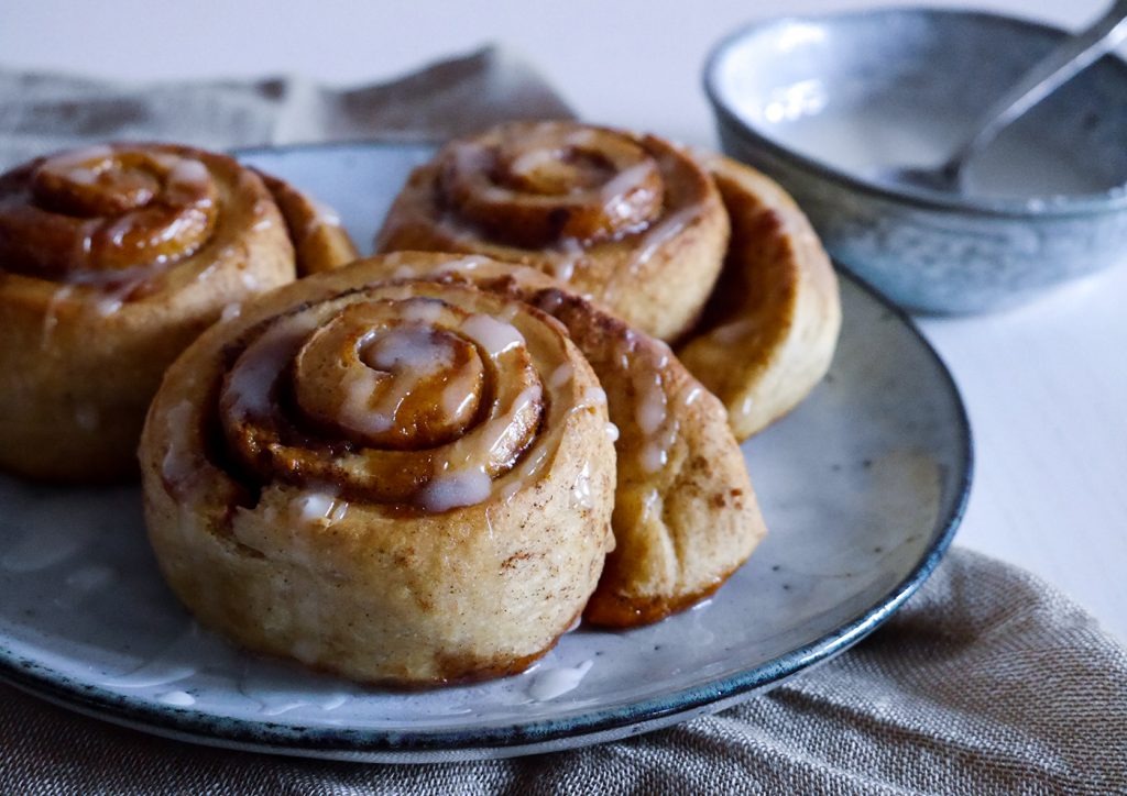Sunday dish – Kanelbullar, Swedish cinnamon rolls