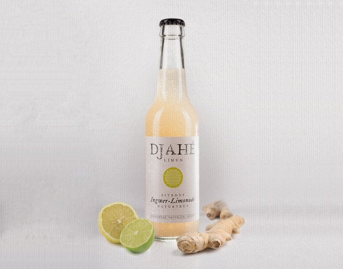Djahé – the new ginger lemonade based on an Indonesian family recipe